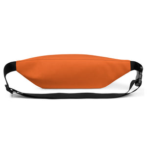 Trucker and Proud, Fanny Pack Orange