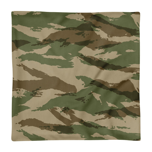 Camouflage Pattern 2 Print, Premium Pillow Case