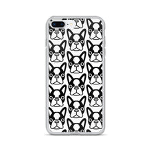 Load image into Gallery viewer, French Bulldog Face, iPhone Case