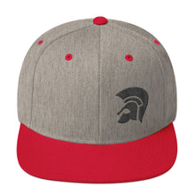Load image into Gallery viewer, Roman Centaurion Helmet Black, Snapback Hat