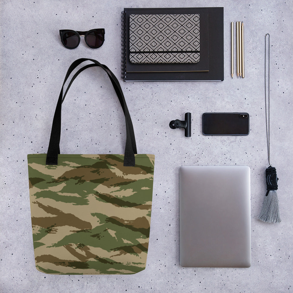 Camouflage Pattern 2 Print, Tote bag