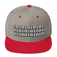 Load image into Gallery viewer, Machine Code, Snapback Hat