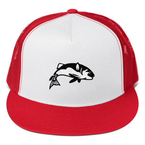 Bass Fish, Classic Trucker Cap
