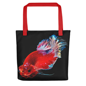 Betta Fish, Tote Bag