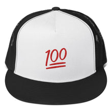 Load image into Gallery viewer, One Hundred Emoji, Classic Trucker Cap