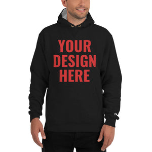 Design Your Own, Champion Premium Hoodie
