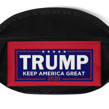 Load image into Gallery viewer, Keep America Great Trump 2020, Classic Fanny Pack