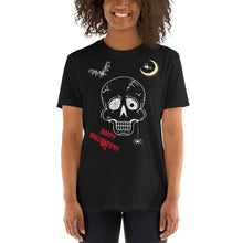 Load image into Gallery viewer, Happy Halloween, Short-Sleeve Unisex T-Shirt