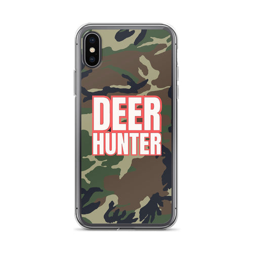 deer hunter 2 camo iphone case