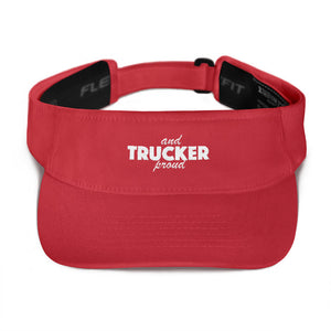 Trucker and Proud, Visor