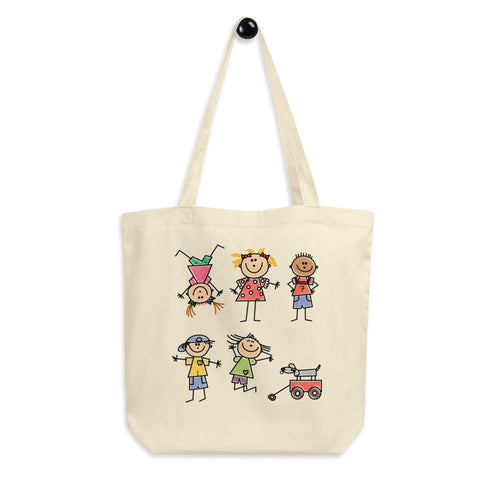Kids Life Eco Tote Bag