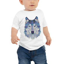 Load image into Gallery viewer, Wolf Blue Digi, Baby Jersey Short Sleeve Tee