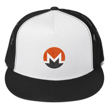 Load image into Gallery viewer, Moreno Cryptocurrency Logo, Classic Trucker Cap