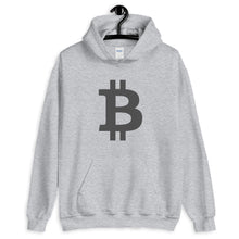 Load image into Gallery viewer, In Bitcoin We Trust, Unisex Hooded Sweatshirt