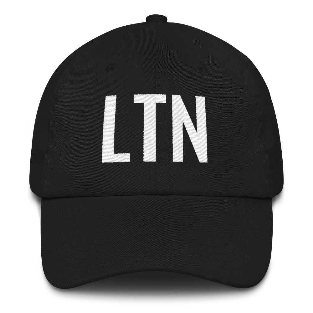 Army Lieutenant White LTN Letters, Dad hat BLACK