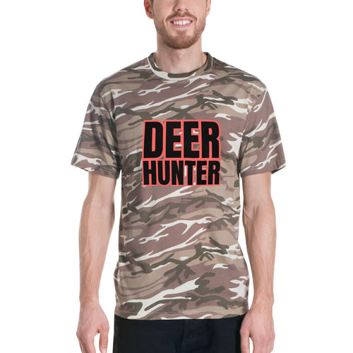deer hunter camo tee