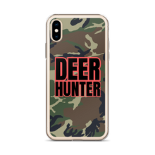 Load image into Gallery viewer, Deer Hunter Text, iPhone 6-XS/max Case