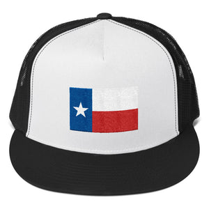 Flag of Texas, Trucker Cap