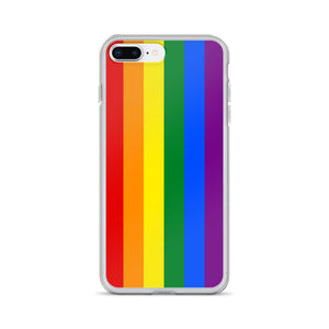 Pride Flag Colors, iPhone Case