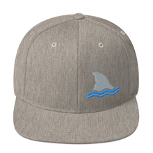 Load image into Gallery viewer, Shark Fin, Snapback Hat