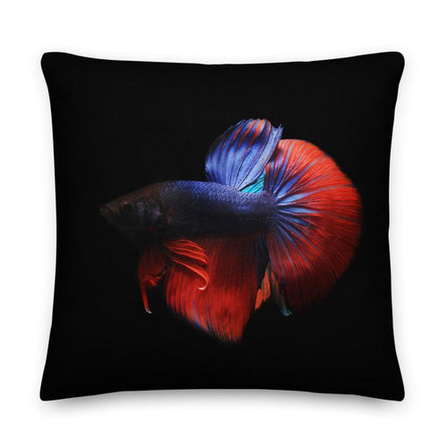 Betta Fish Pillow Case