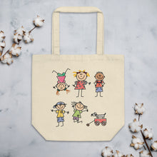 Load image into Gallery viewer, Kids Life, Eco Tote Bag