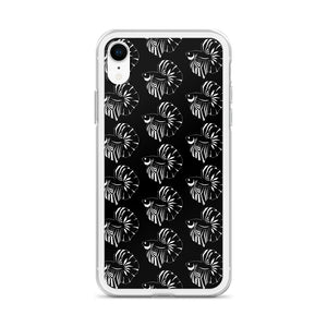 Betta Fish Figure, Apple iPhone Case