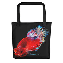 Load image into Gallery viewer, Betta Fish Image Bag