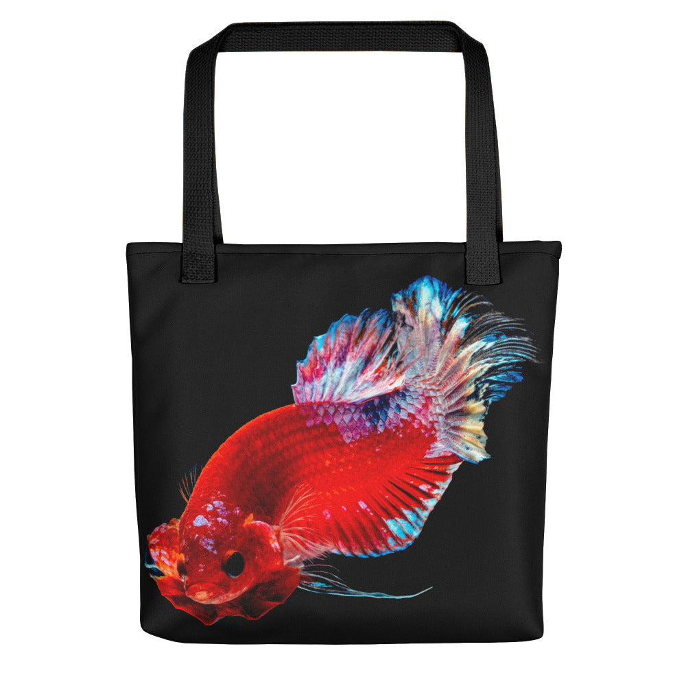 Betta Fish Image Bag