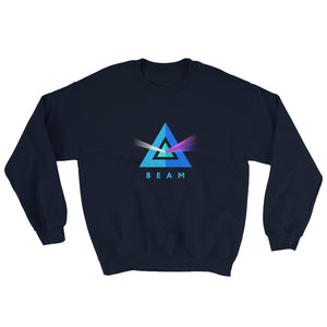 Beam cryptocurrency Logo, Unisex Sweatshirt