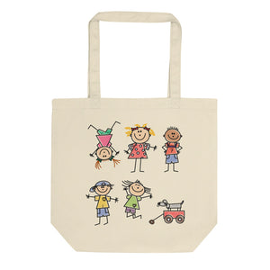 Kids Life, Eco Tote Bag