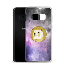Load image into Gallery viewer, Dogecoin On The Moon, Samsung Galaxy Case