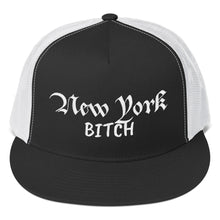 Load image into Gallery viewer, New York Bitch Text, Classic Trucker Cap