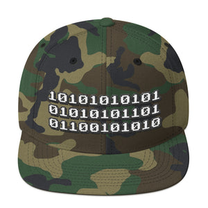 Machine Code, Snapback Hat CAMO