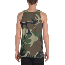 Load image into Gallery viewer, Deer Hunter Text, Men's Tank Top