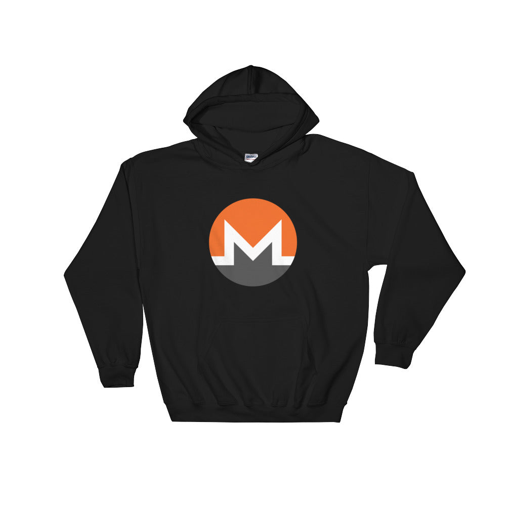 Monero Cryptocurrency Logo, Unisex Heavy Blend