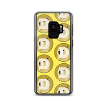 Load image into Gallery viewer, Dogecoin Logo Pattern, Samsung Galaxy S8-10+ Case