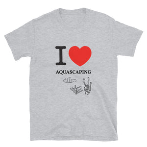 Aquascaping tee