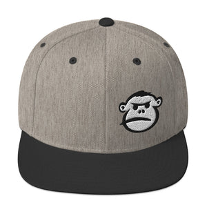 Angry Monkey Face, Snapback Hat