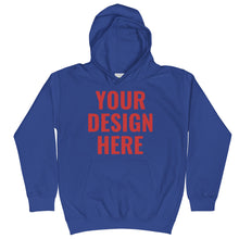 Load image into Gallery viewer, Design Your Own, Kids Hoodie