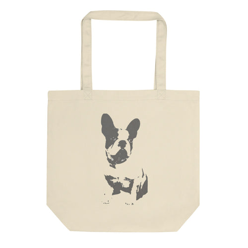 French Bulldog Eco Tote Bag