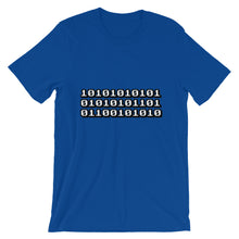 Load image into Gallery viewer, Machine code, Unisex Short Sleeve Jersey T-Shirt