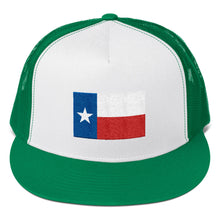 Load image into Gallery viewer, Flag of Texas, Trucker Cap