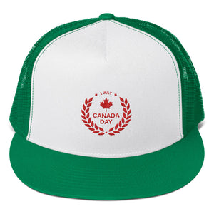 Canada Day 1st of July, Trucker Cap