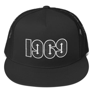Year 1969 Print, Trucker Cap