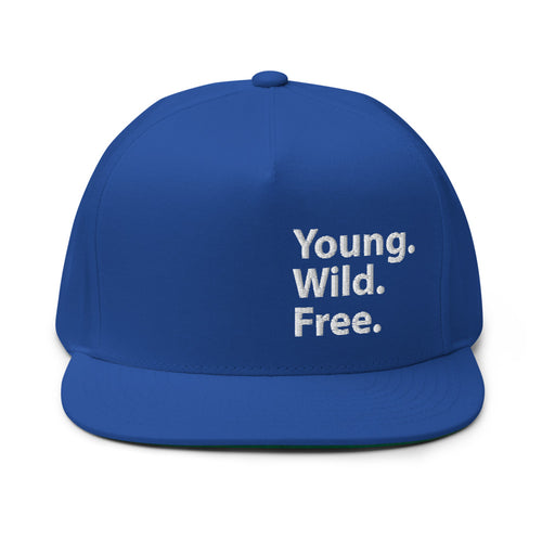 Young Wild Free Cap