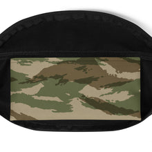 Load image into Gallery viewer, Green Camouflage Pattern 2, Fanny Pack