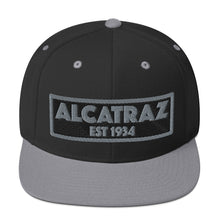 Load image into Gallery viewer, Alcatraz Est 1934 Snapback Hat