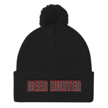 Load image into Gallery viewer, deer hunter outdoors hunting activity knit cap