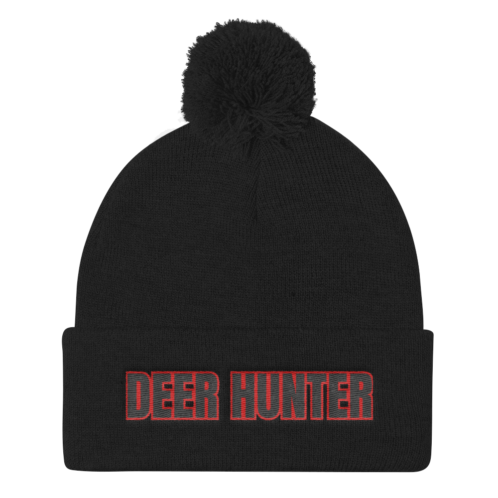 deer hunter outdoors hunting activity knit cap